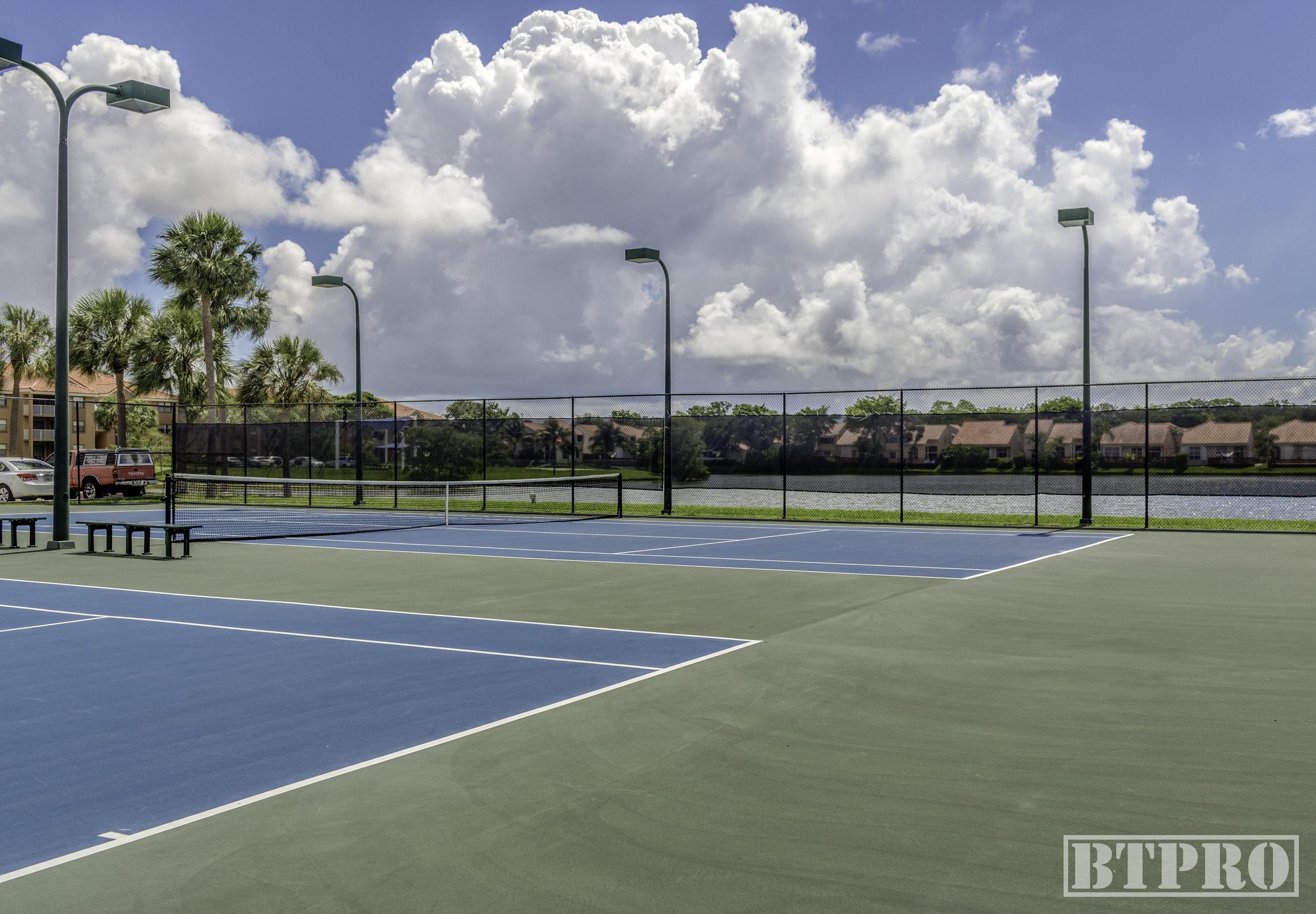 Vue Tennis