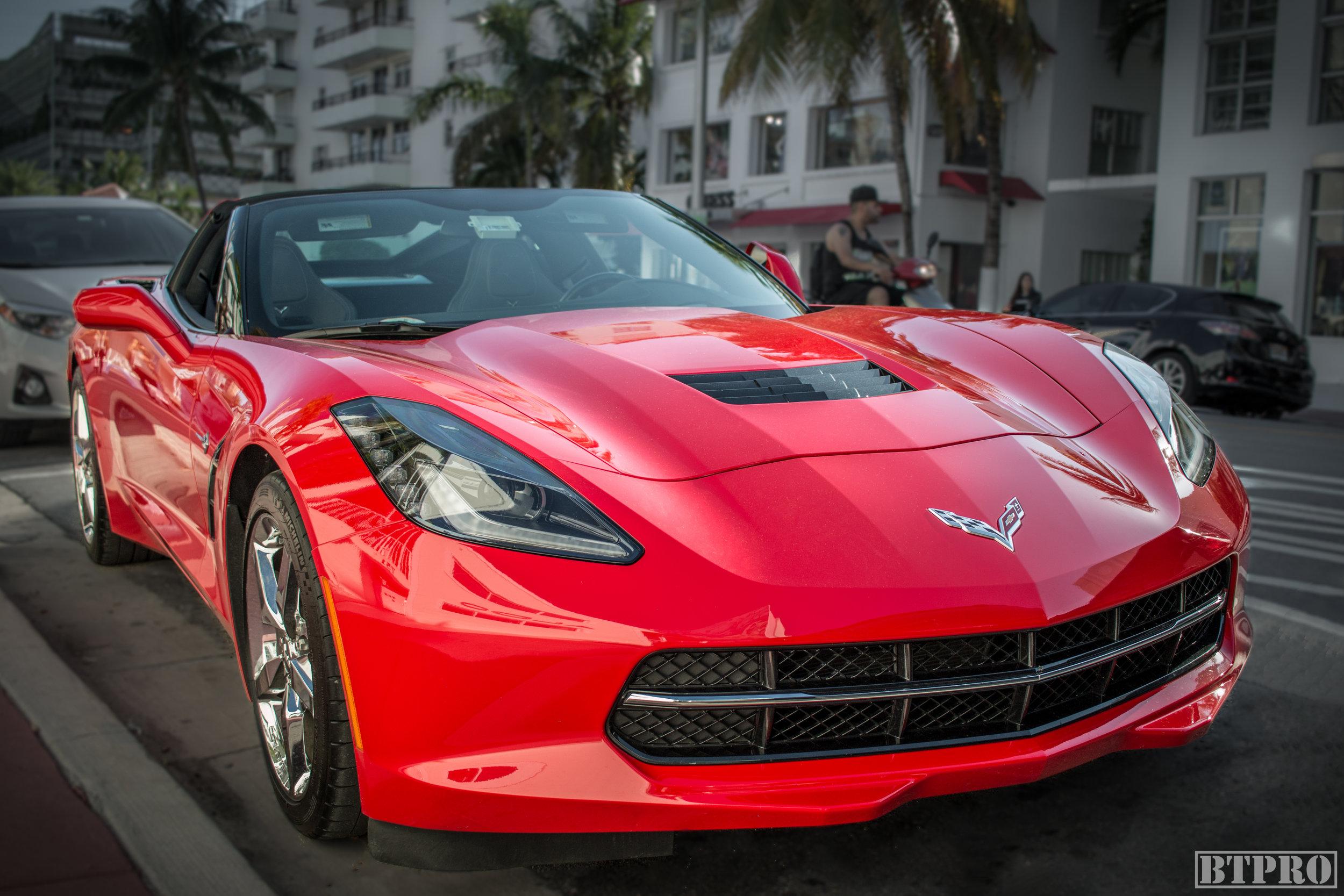Corvette WEB