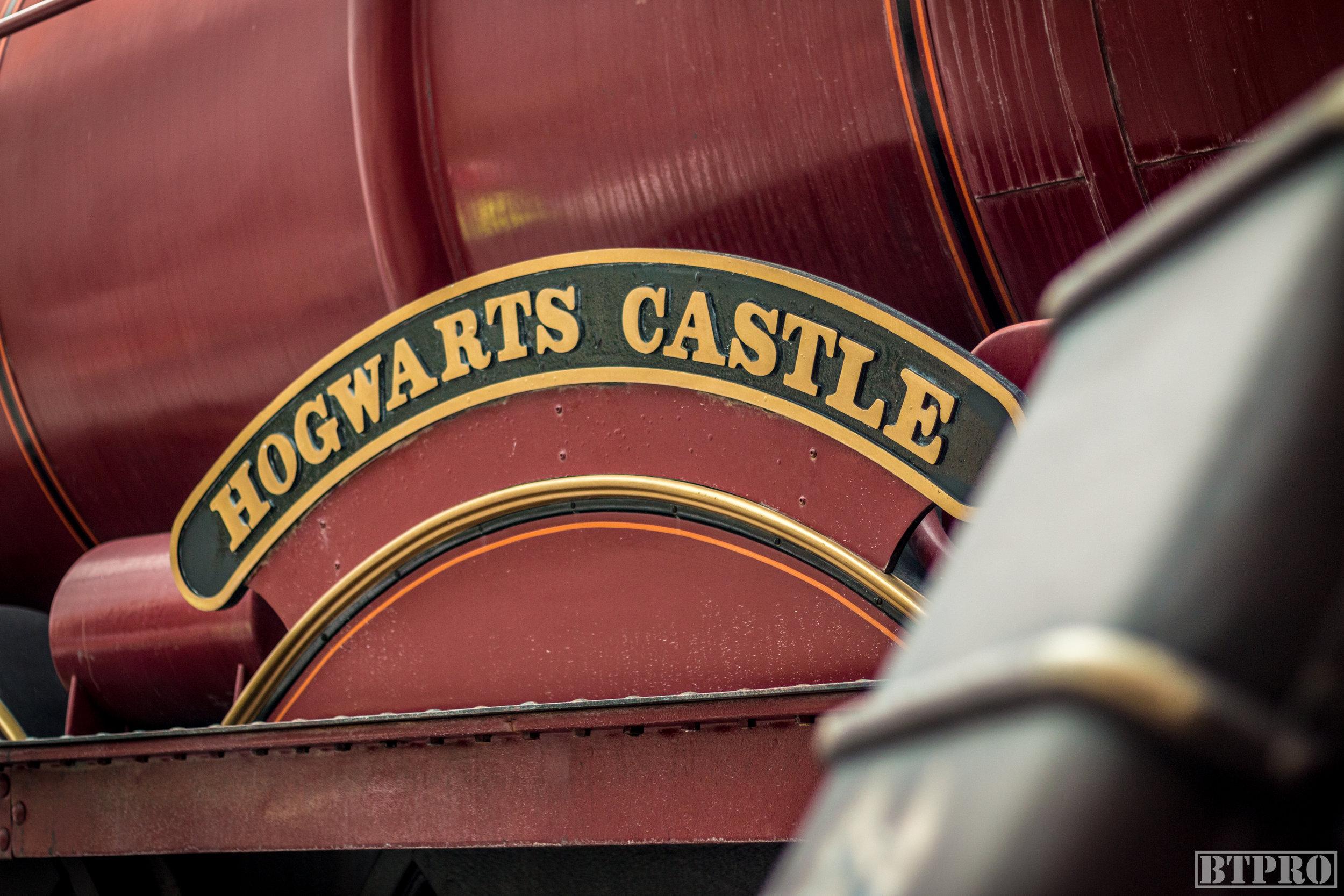 Hogwarts Train WEB