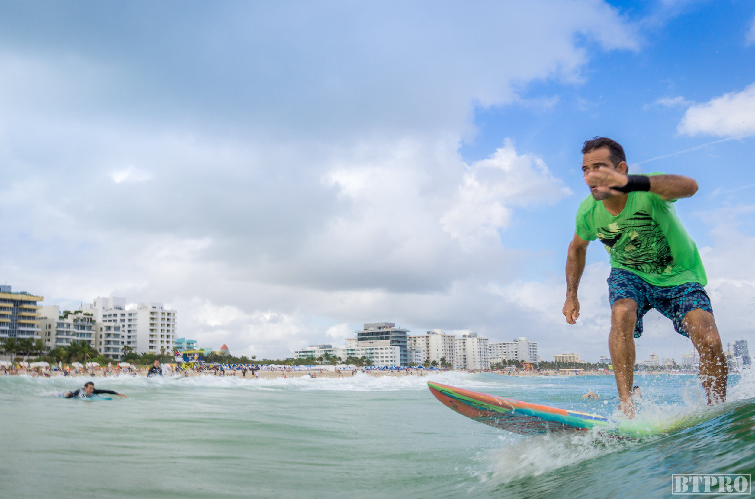 surf, surf photography, photography, water sports, miamii, south beach, a6000, water housing, sony, surfer