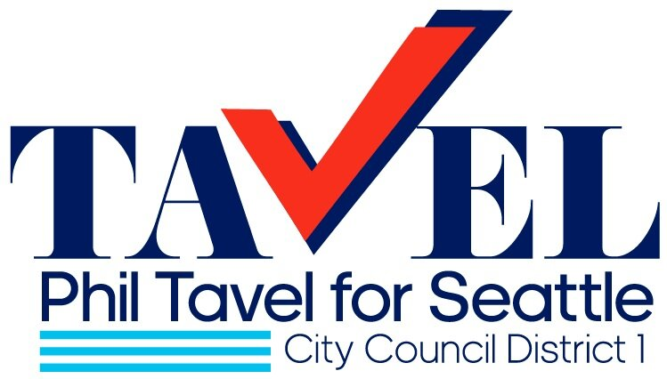 Phil Tavel for Seattle City Council District 1