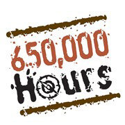 650,000 Hours