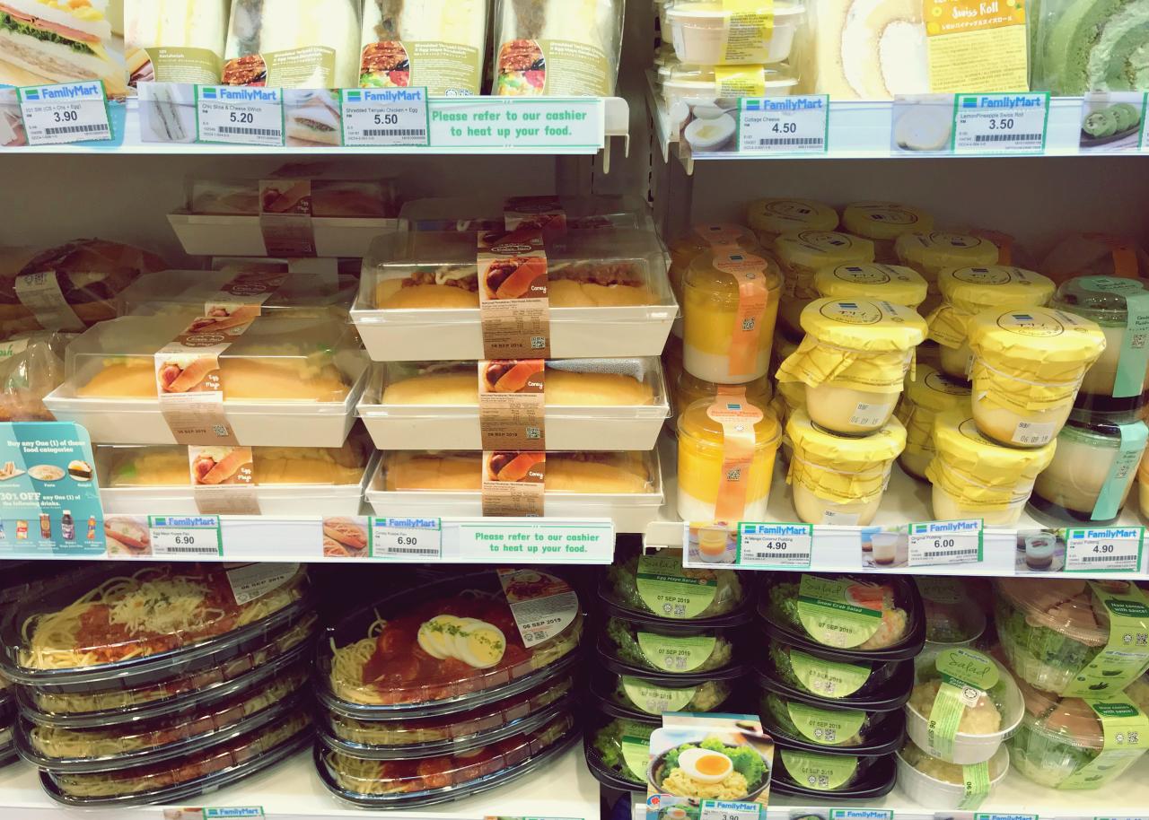 Familymart Malaysia With Items Like Japan S Zoy To The World