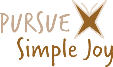 Pursue Simple Joy