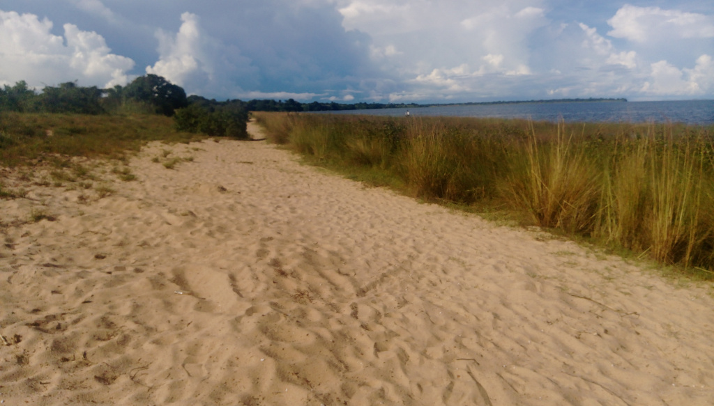 Luapula: Sand, Water and Beauty