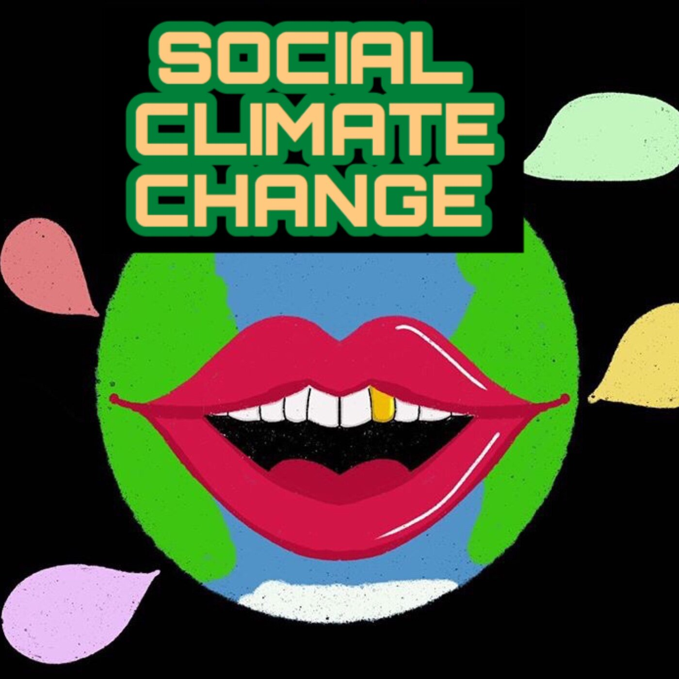 """Social Climate Change 004: LSD, Whether it's possible to be """"fully straight"""" or """"fully gay,"""" & life PTSD"""