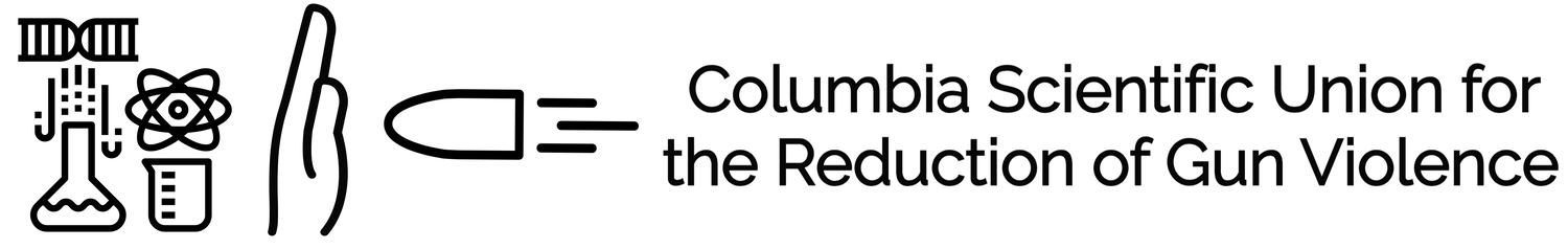 Columbia Scientific Union for the Reduction of Gun Violence