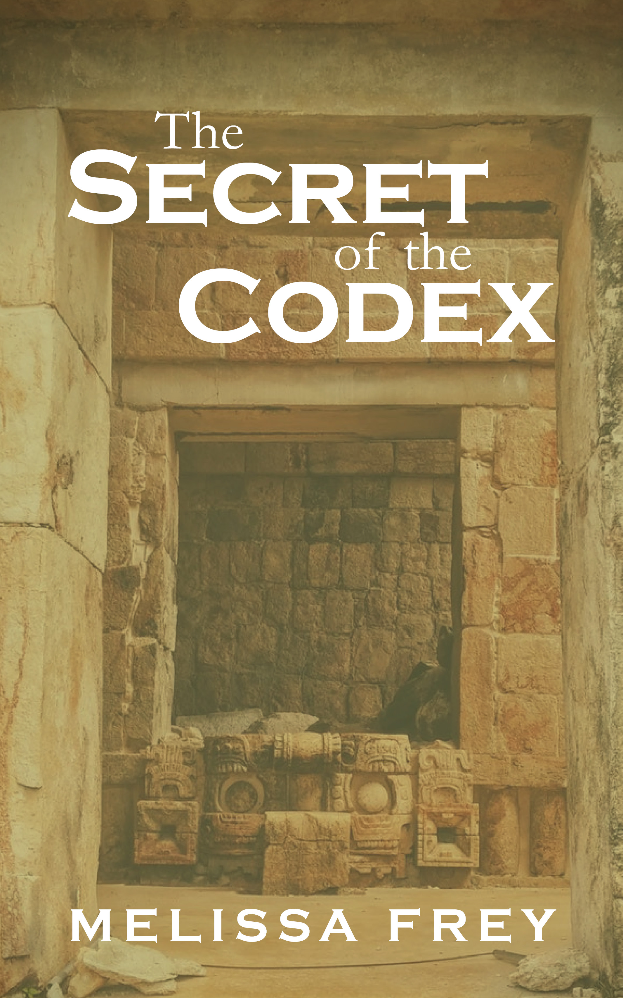 The Secret of the Codex Final Cover