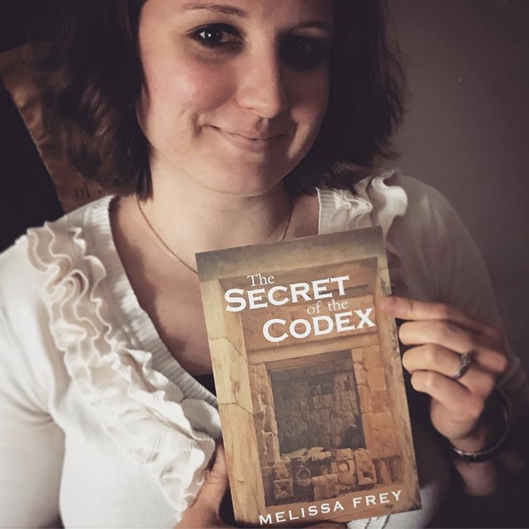 Melissa Holding The Secret of the Codex