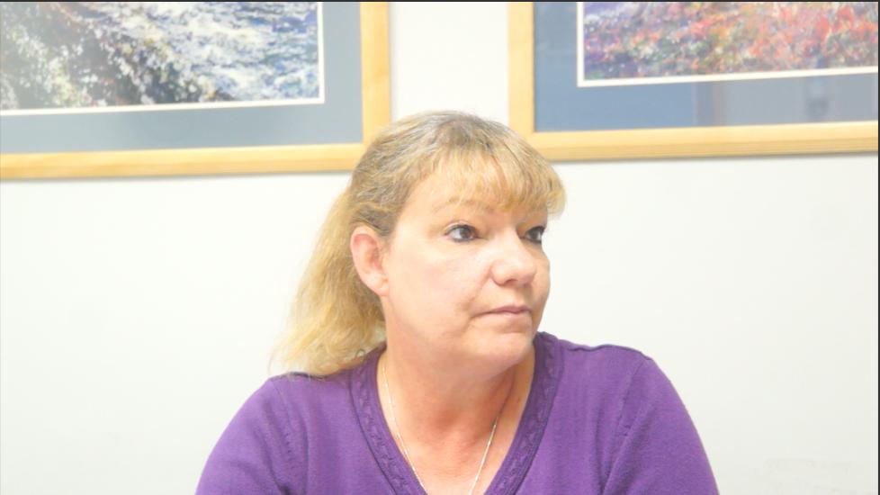 "Bernice Goreman, a 16 year Navy Reserve Corpsman, describes HF4V as ""an uplifting experience""."