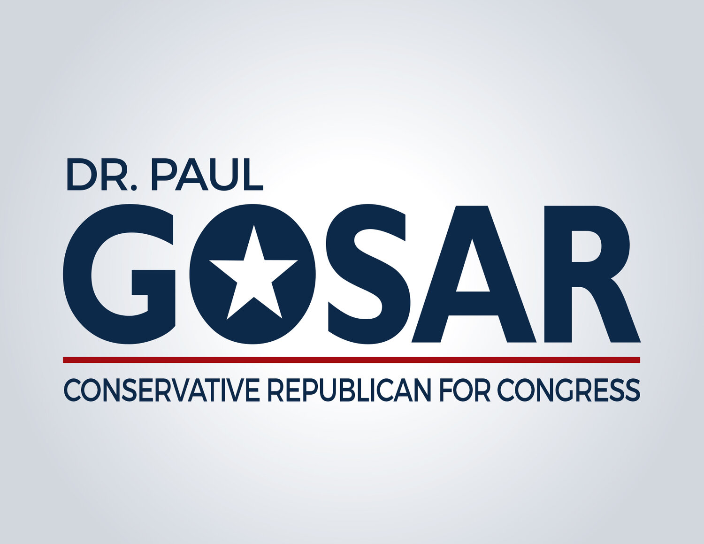 Dr. Paul Gosar for Congress