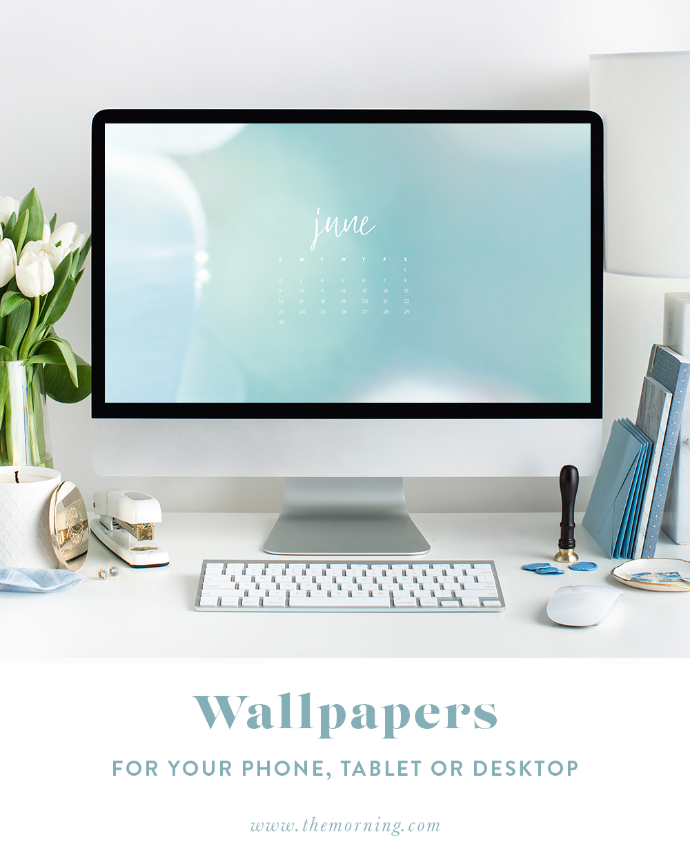 June Backgrounds Free Downloadable For Your Tech The Morning