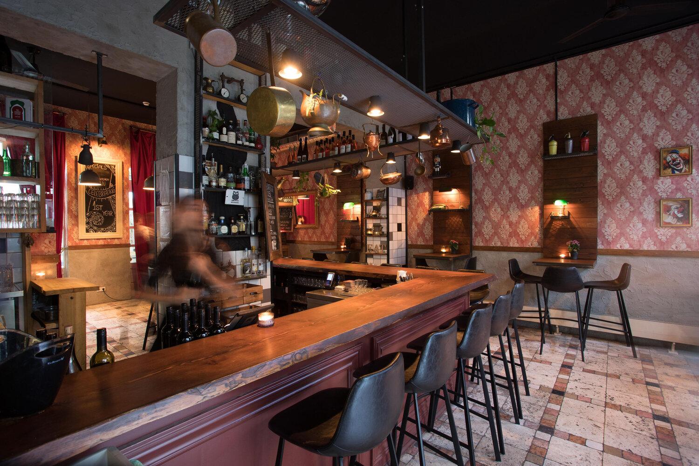 Night Kitchen Restaurant Event Location Berlin Mitte