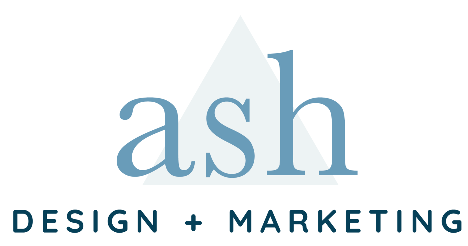 ash Design + Marketing