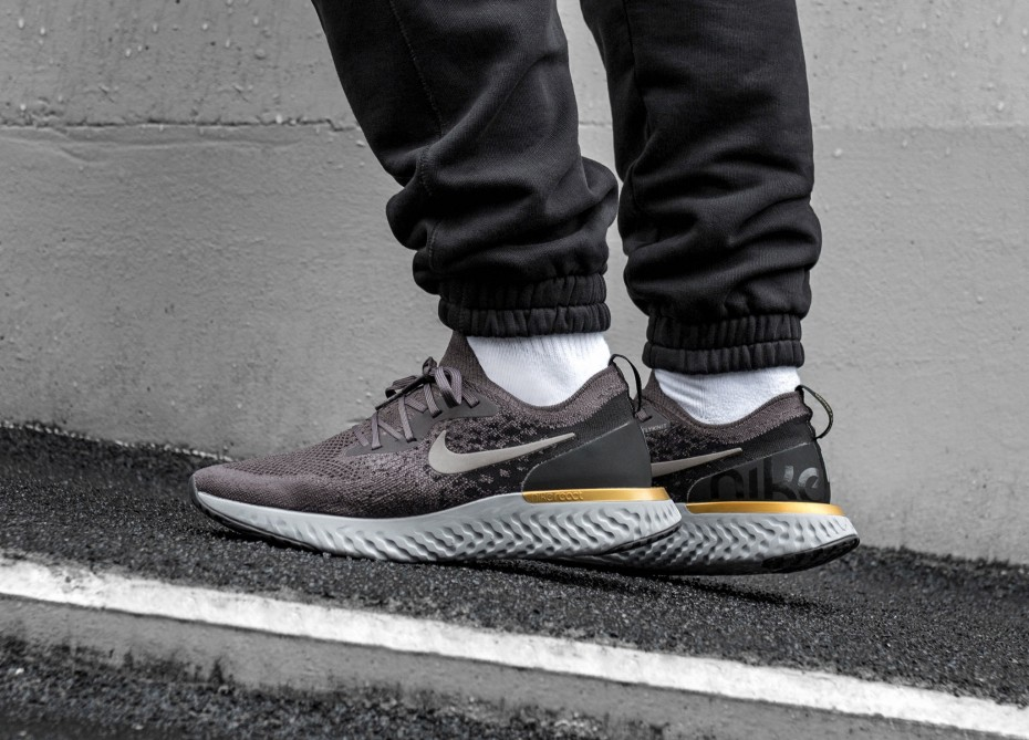 Solo haz montón Quien  Nike Epic React Flyknit 1