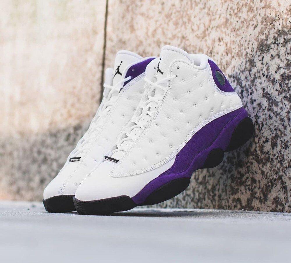 The Air Jordan 13 Retro