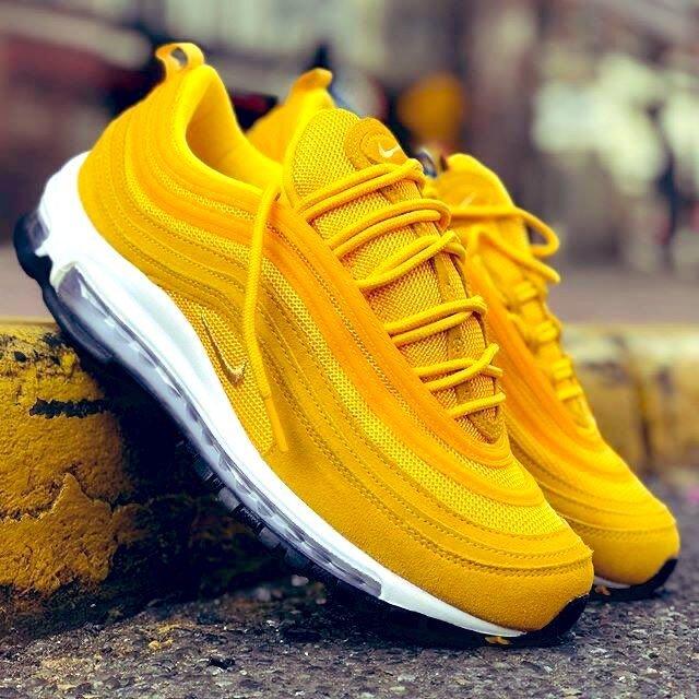 air max 97 amarillo