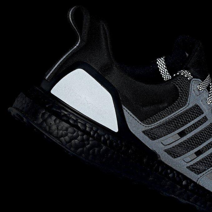 The adidas UltraBOOST Reflective