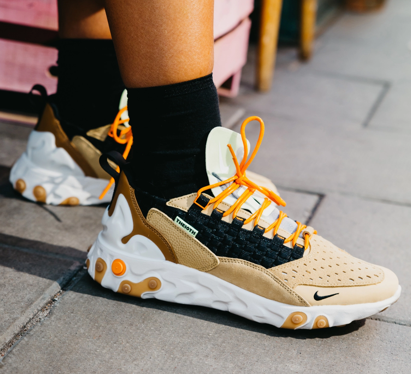 The Nike React Sertu Runner