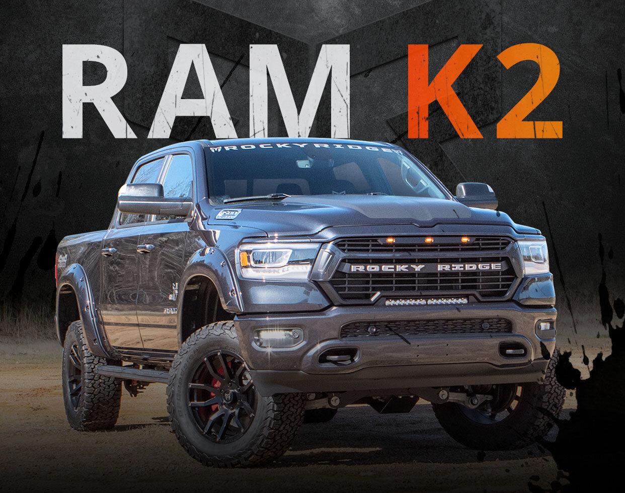 Lifted Ram Trucks Custom 4x4 Ram Trucks Rocky Ridge Trucks