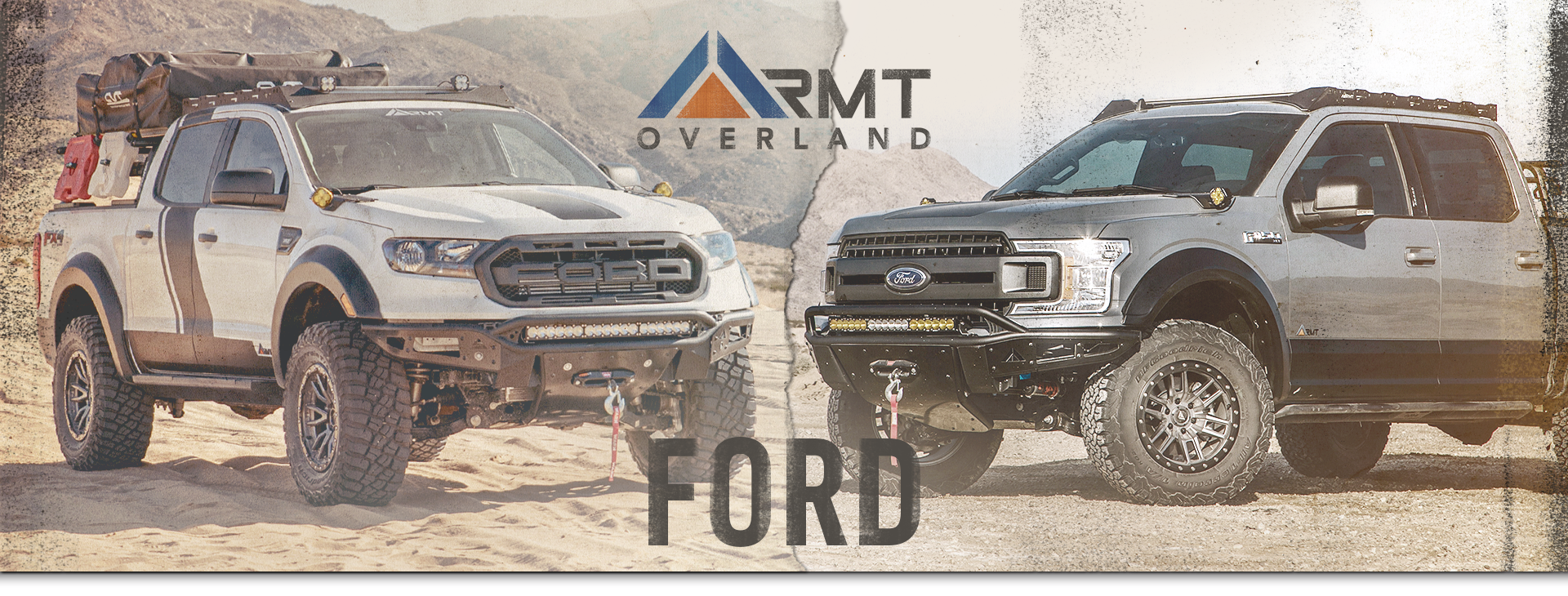 Rmt Overland Trucks Bill Alexander Ford Lincoln