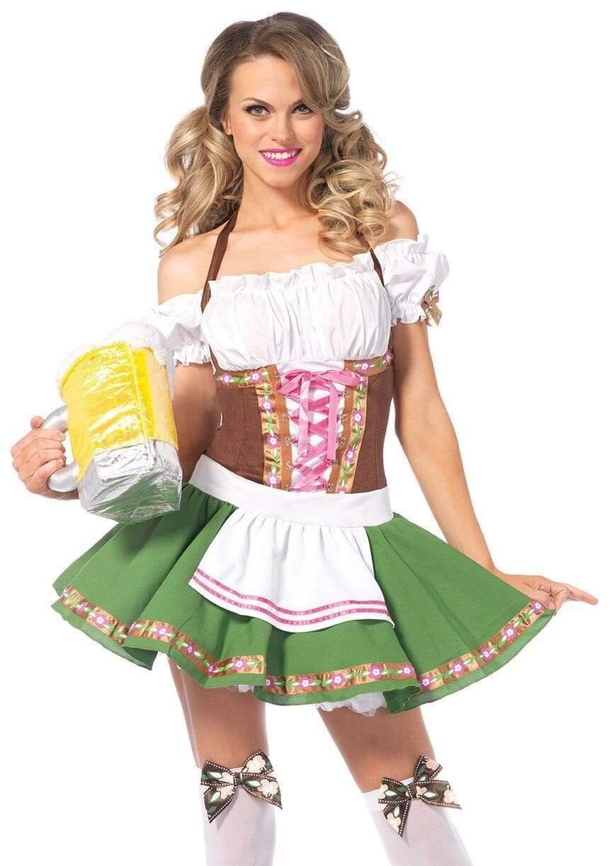 Gretchen Costume  The Last Temptation