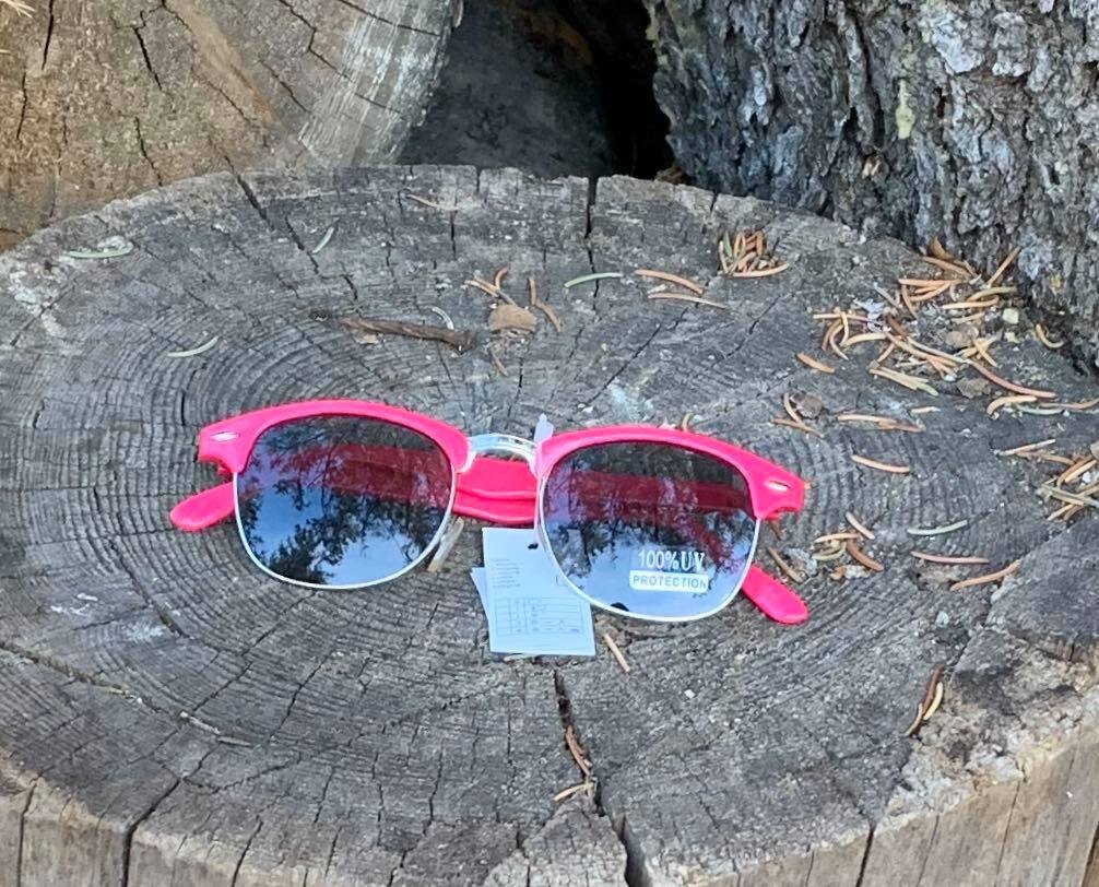1950s Pink Sunglasses  The Last Temptation