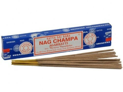 15g Nag Champa  The Last Temptation