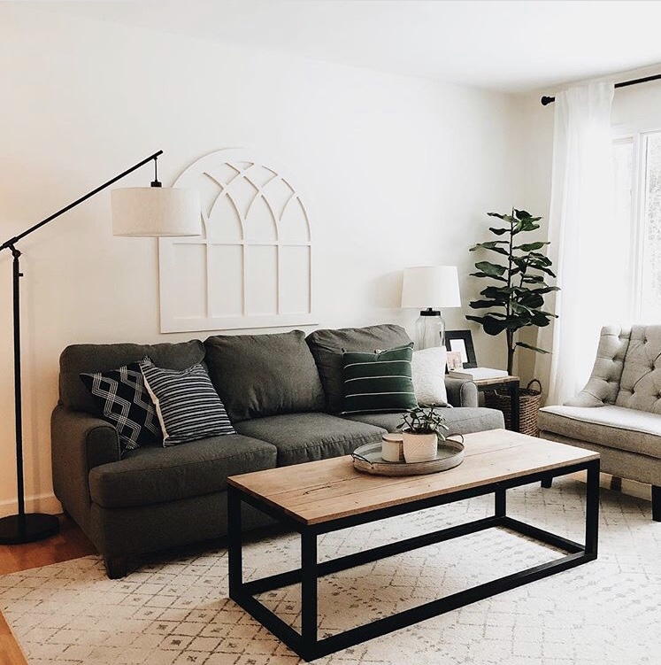 How To Build Your Own Modern Farmhouse Coffee Table Harbor Pine