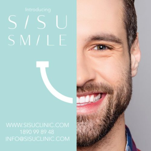 Professional laser teeth whitening at SISU Clinic Killarney