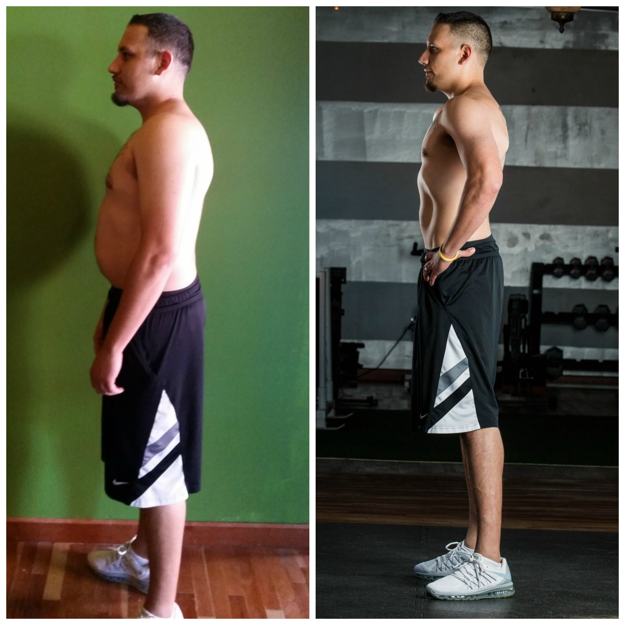 Matt Loses 40 Lbs In 90 Days Freight House Fitness