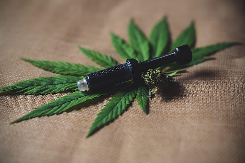 Vaping Medical Marijuana — Stoney Hill Cannabis Company