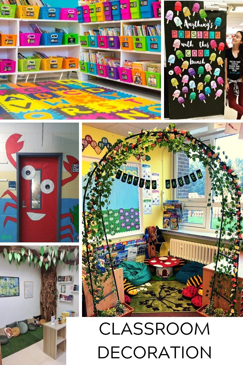 Classroom Decoration Ideas That Engage And Inspire Innovative Teaching Ideas