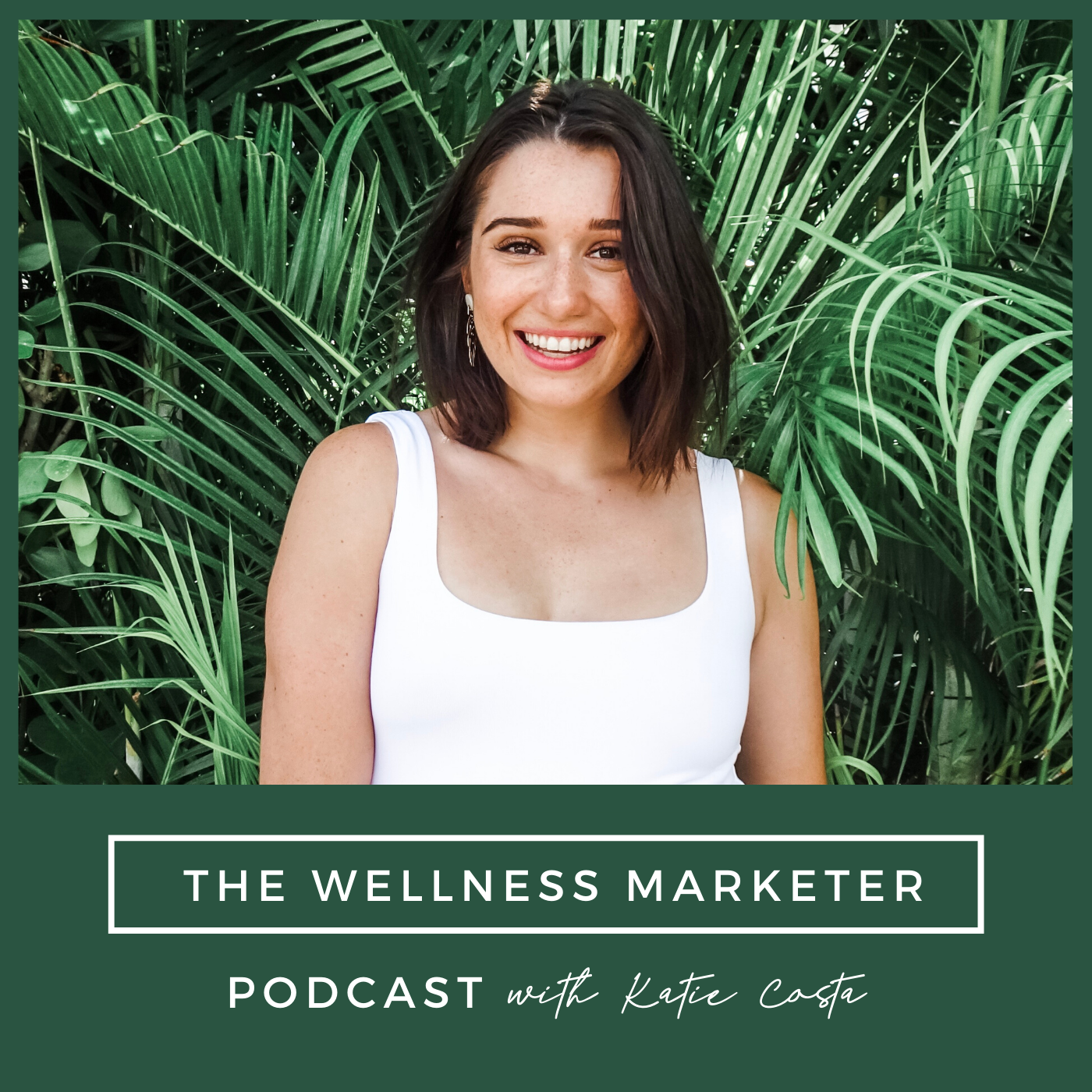 The Wellness Marketer Podcast