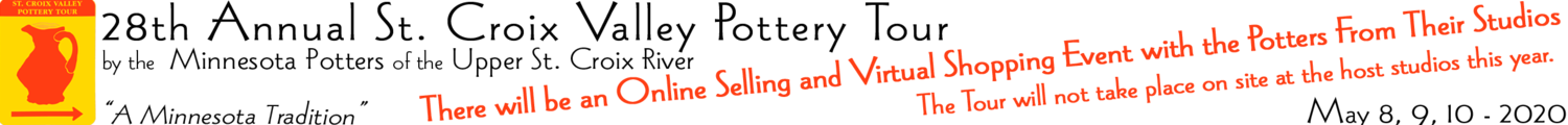 28th Annual St. Croix Valley Pottery Tour