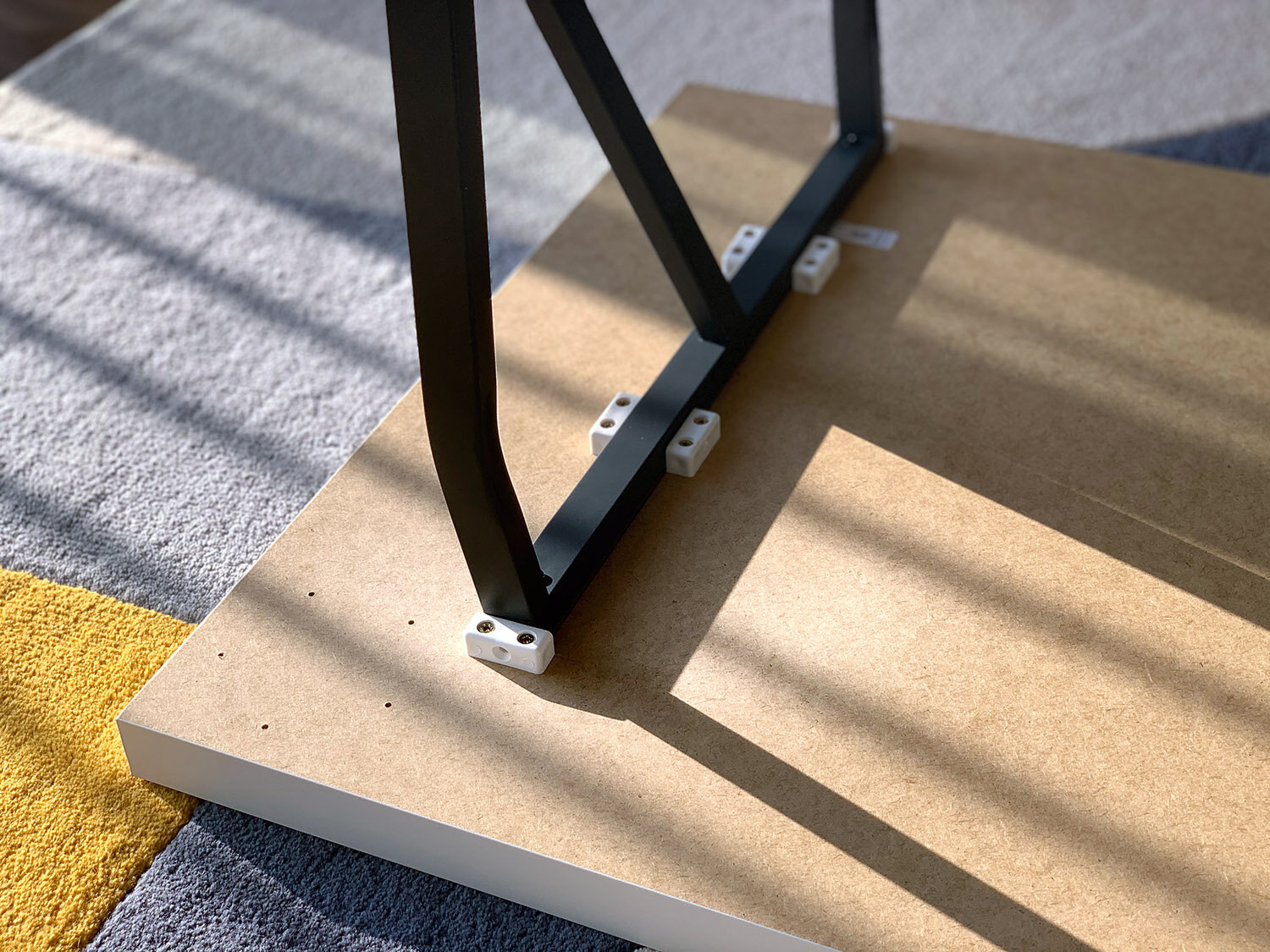 Ikea Hack How To Attach Lerberg Legs To Linnmon Ultra Selective