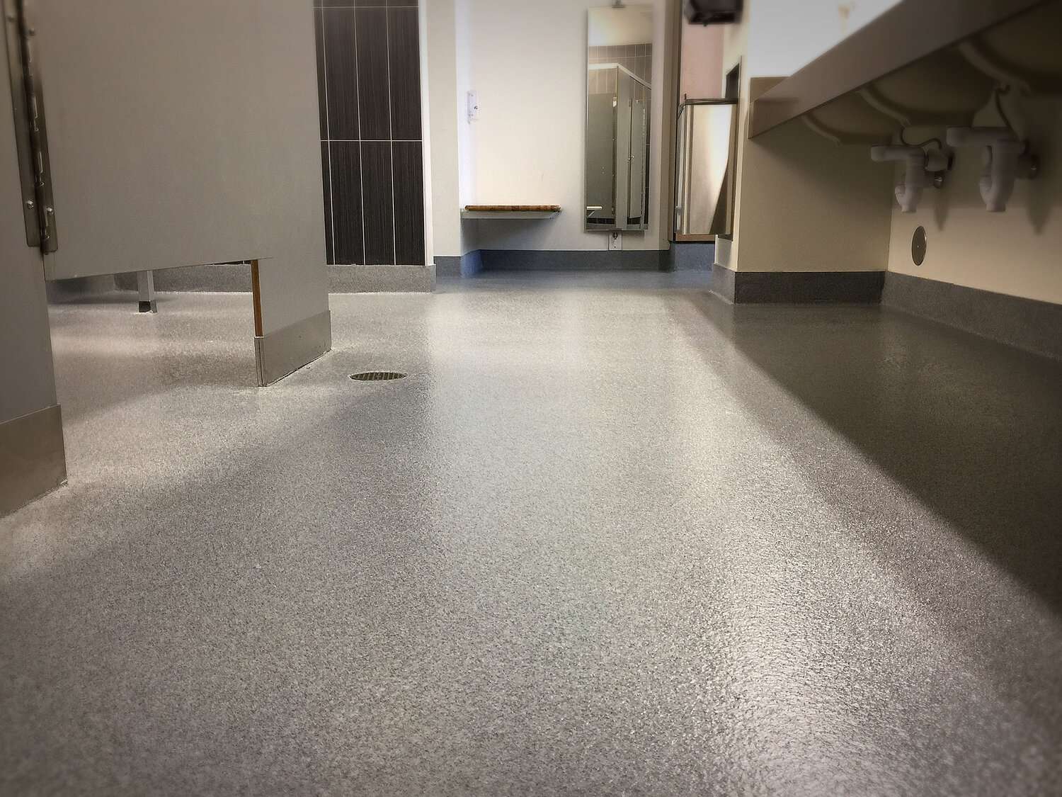 Epoxy Quartz Floors Concrete Visions