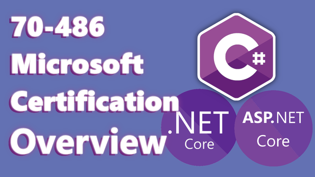 Study Guide Microsoft Certification Exam 70 486 Developing Asp Net Mvc Web Applications Arkeytek