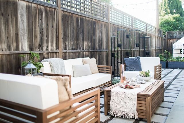 Small Outdoor Living Space Design Inspiration Ideas That Make