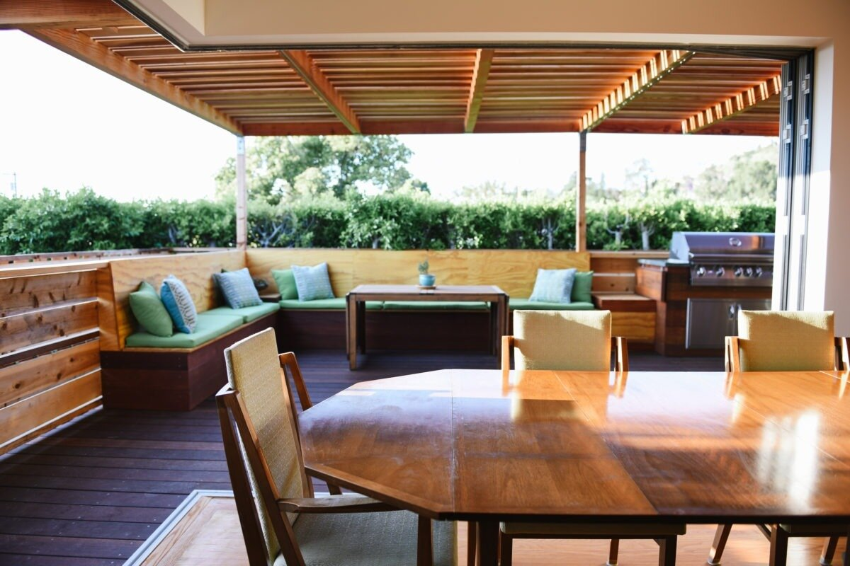 Outdoor Living Space Design outdoor remodeling project spotlight: del cero, san diego