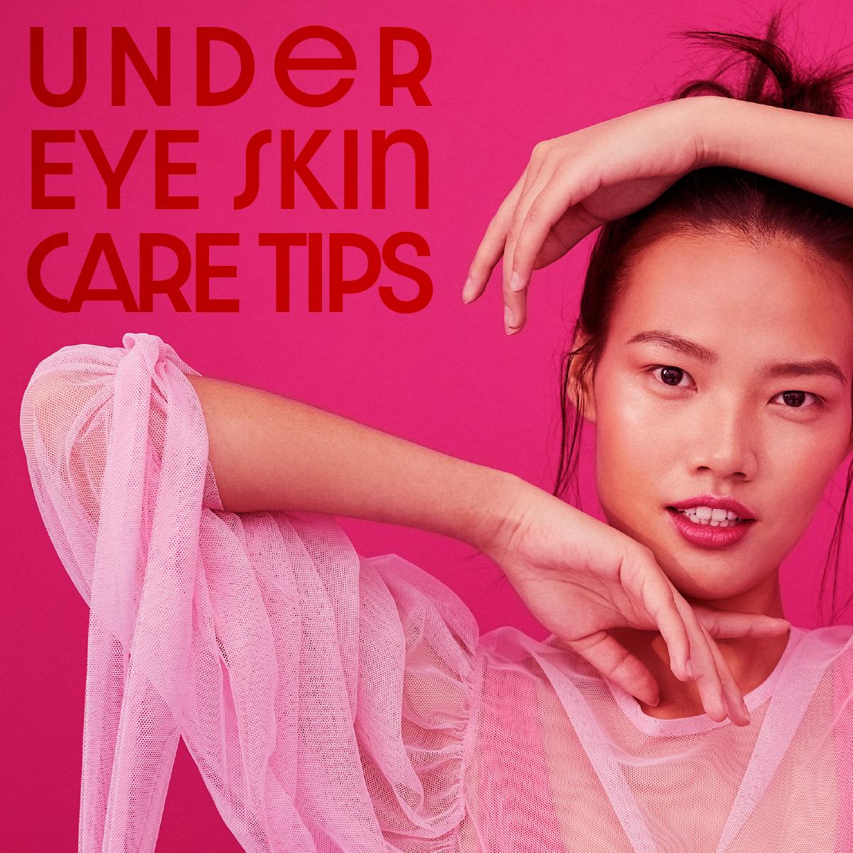 Under Eye Skincare Tips — Nu Skin Now