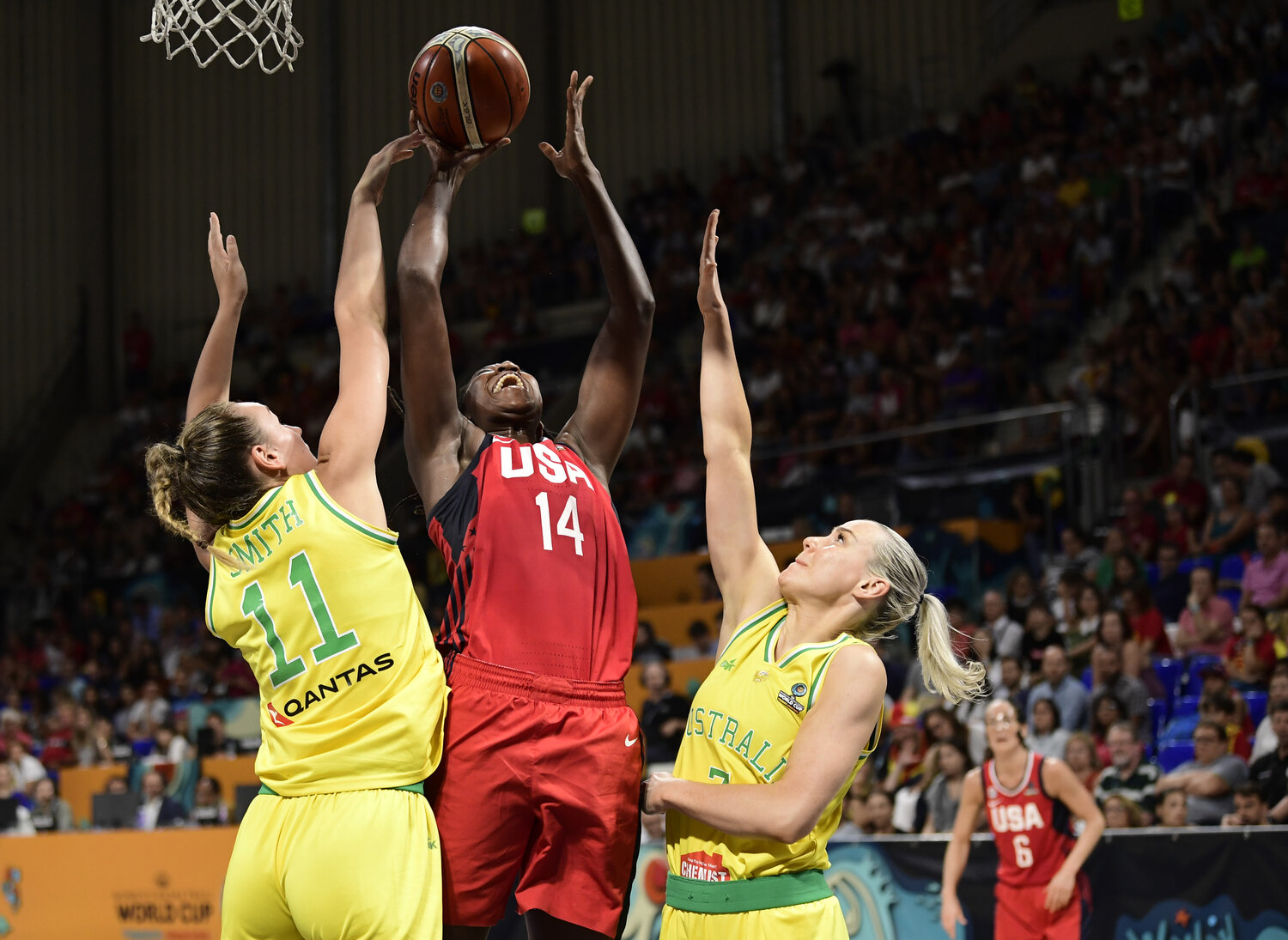 Alanna Smith talks Olympic postponement and WNBA fears — Just Women's Sports