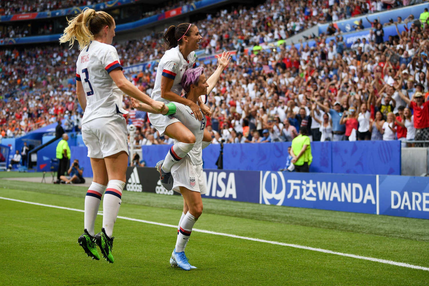 The Uswnt Gender Discrimination Lawsuit Explained Just Women S Sports