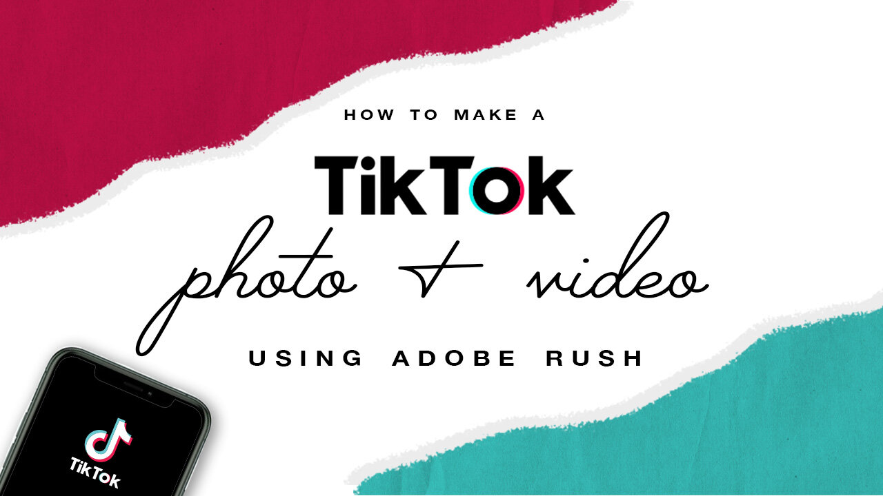 How To Use Photos And Video In A Tiktok Karlie Place