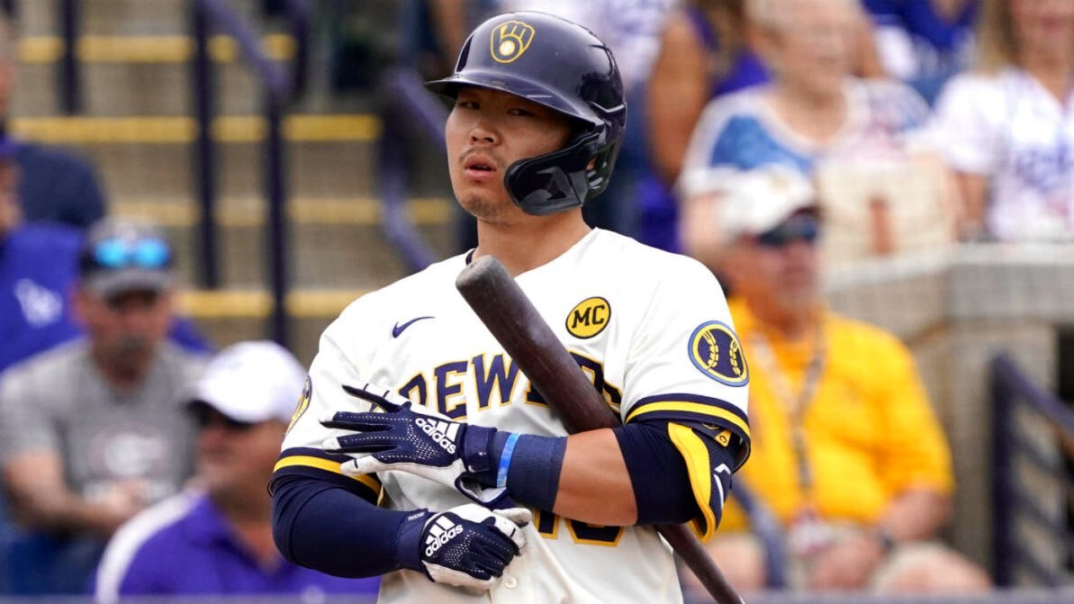 What's Actually Happening With Keston Hiura and Fastballs? — Baseball.FYI