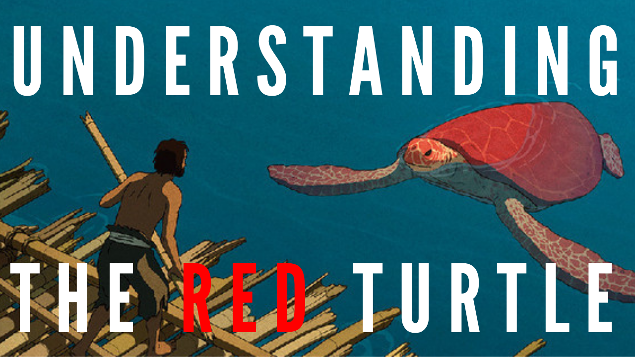Understanding The Red Turtle The Red Turtle 2016 Film Is Just Moving Pictures