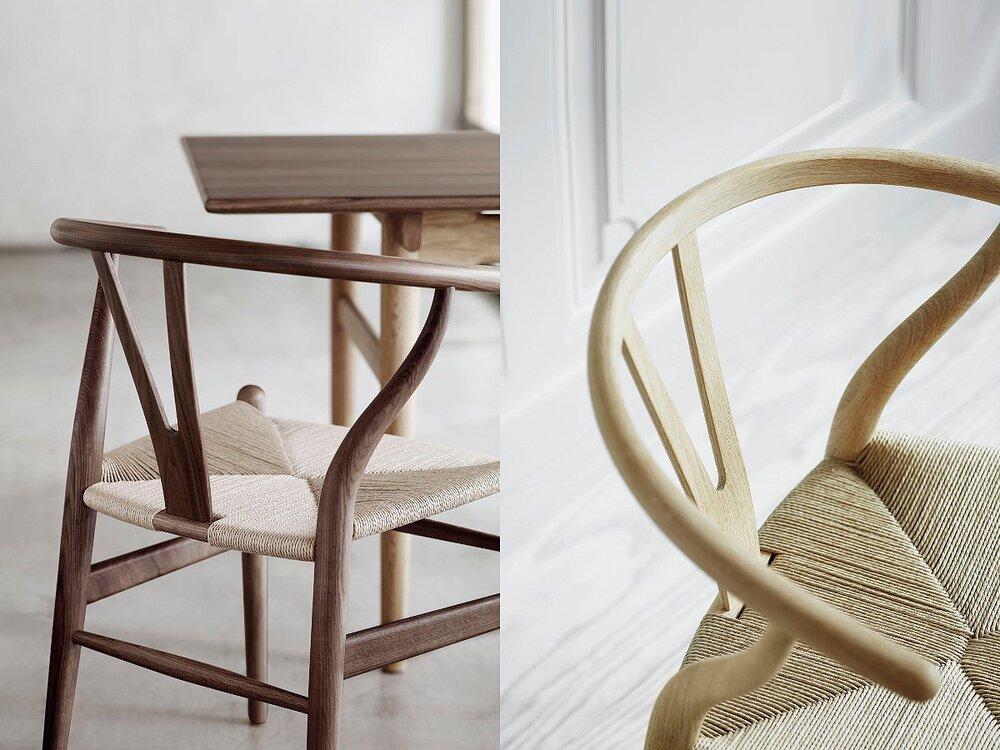 CH24 Wishbone chair | SenabEikeland