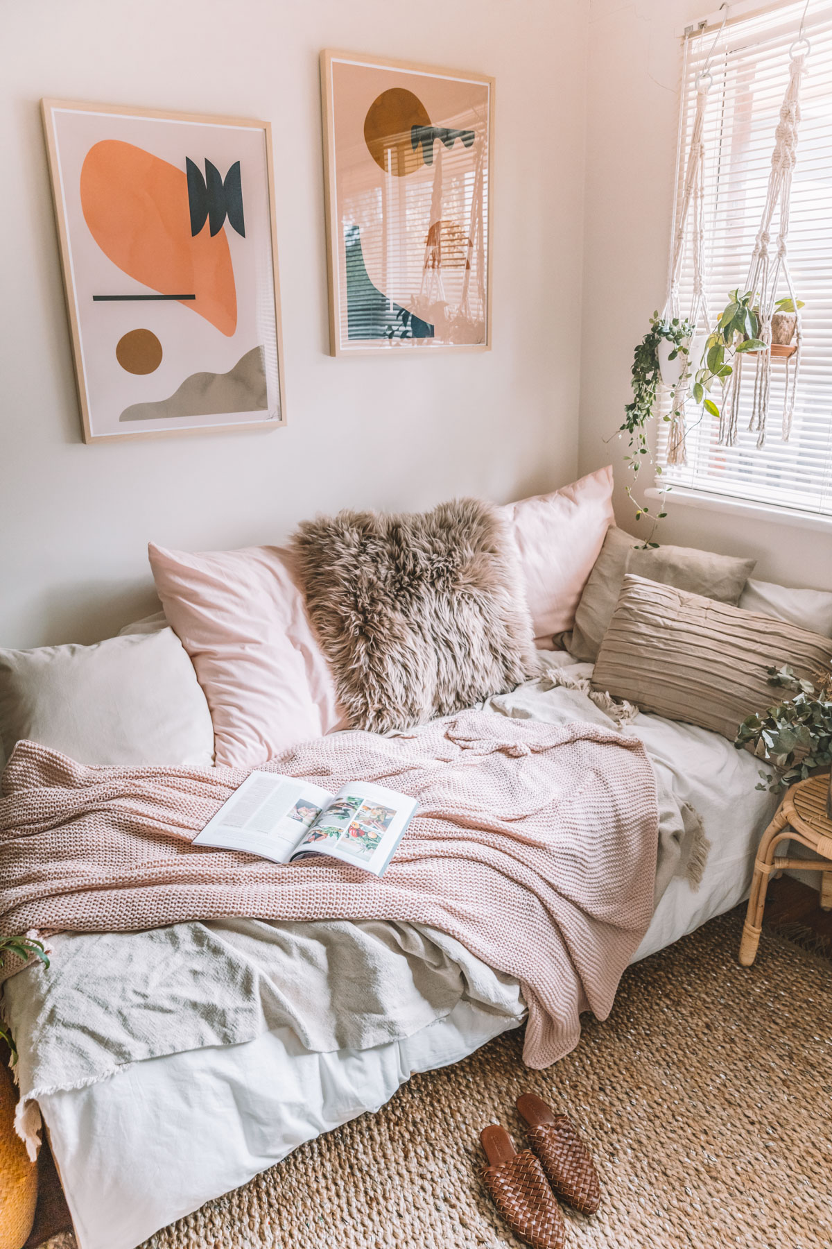Creating Our Dream Guest Bedroom With Ikea Connie And Luna