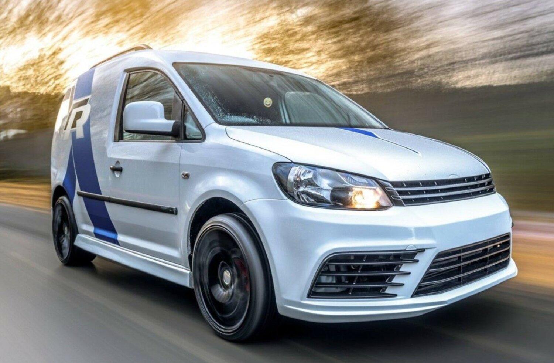 VW Caddy Custom Van Sales and Modifications
