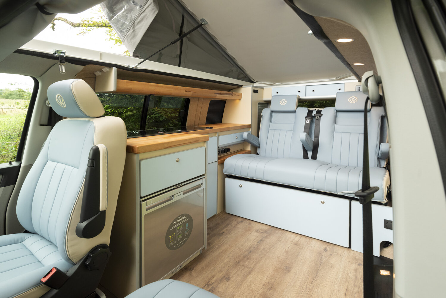 VW Transporter Conversion from Wildworx Alcester